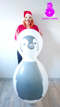 CATTEX Giant Doll Penguin