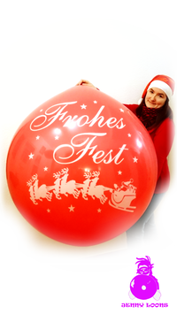 "CATTEX 36"" Frohes Fest"