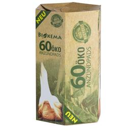 Biokema Anzündpads 60 Stück