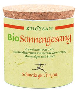 Khoysan Bio Sonnengesang