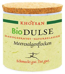 Khoysan Bio Dulse-Meeresalgenflocken