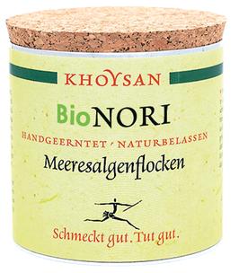 Khoysan Bio Nori-Meeresalgenflocken