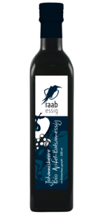 Raab Bio Apfel-Balsamessig Johannisbeere 250 ml