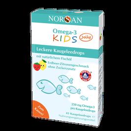 NORSAN Omega-3 KIDS Jelly