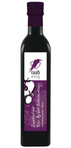 Raab Bio Apfel-Balsamessig Zwetschke 250 ml