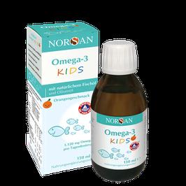 NORSAN Omega-3 KIDS Öl 150 ml