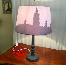 Lampe Panorama de la ville de Mons