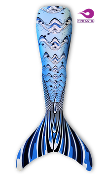 MEERJUNGFRAUENFLOSSE ORLANDO BLUE