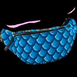Meerjungfrauen Hip Bag OCEAN BLUE