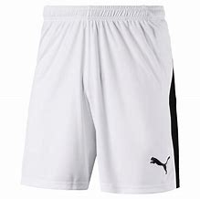 Spieler Shorts weiß Gr. L mit 09-Logo