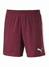 Spieler-Shorts burgundy