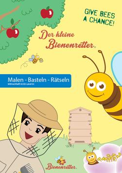 Der kleine Bienenretter