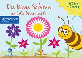 Die Biene Sabine und die Bienenweide