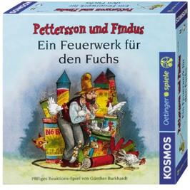 """Petterrson & Findus """"Ein Feuerwerk für den Fuchs"""""""