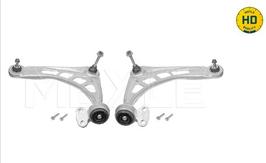 Draagarmen links en rechts versterkte uitvoering BMW E46 alle modellen