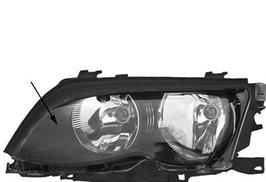 Koplamp BMW E46 Sedan en Touring  links facelift oem 7165769 6910955