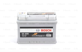 Accu Bosch 12 V 77AH 780A