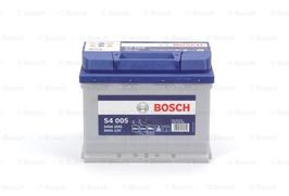 Accu Bosch 12v 60ah 540A