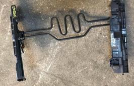 Radiateur steunen met stuurbekrachtiging slangen BMW E90 E91