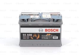 Accu Bosch S5A08 AGM accu !!! 12v 70AH 760A