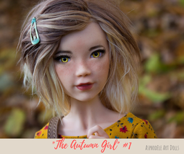 "Ema: ""The Autumn Girl"" #1 - Limited Edition"