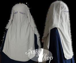 Niqab Creme