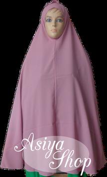 Khimar Lavendel rosa