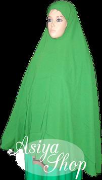 Khimar Islamische Grün