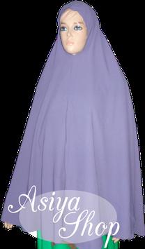 Khimar Lavendelblau