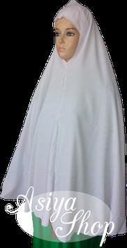 Khimar Weiß