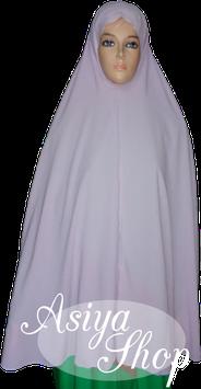 Khimar Blasse Lavendel