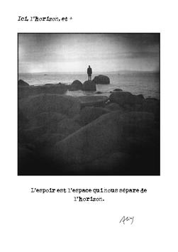 Carte - Ici, l'horizon, et +