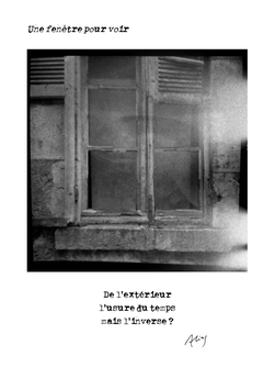 Carte - Une fenêtre pour voir
