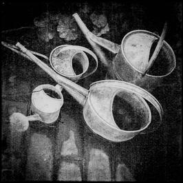 Les arrosoirs de Madame Soupiron