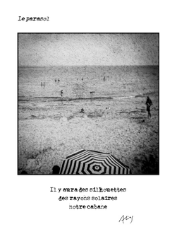 Carte - Le parasol