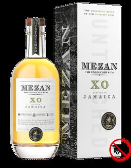MEZAN Jamaican Barrique XO 40% (rhum Jamaïque) avec étui