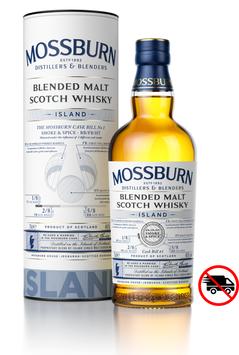 MOSSBURN Island Blended Malt 46% (whisky Ecossais)