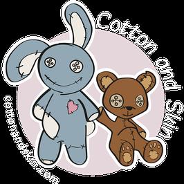 Cotton&Skin Slipeinlage/Binde 18 cm - Überraschungsdesign