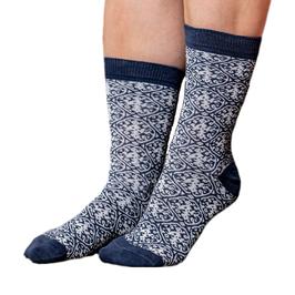 Wollke Socken Paula-Paul