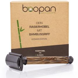 Boopan Rasierhobel Woman Edition