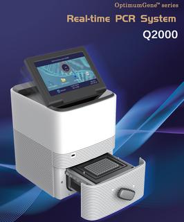 Q2000B Real-Time PCR-System, 96ger Block mit 4 Fluoreszenzbereichen