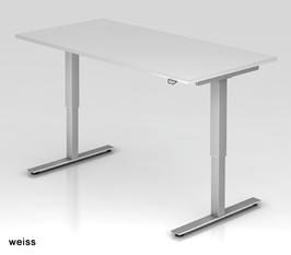 Höhenverstellbarer Schreibtisch Elektro Zetti Eco