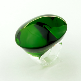 Smaragdgrüner Ring