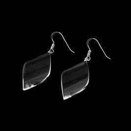 Ohrhänger transparent