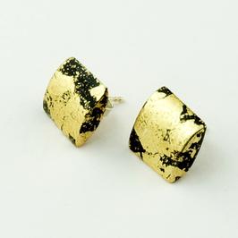 Stecker gold-schwarz