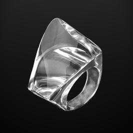 Transparenter Ring