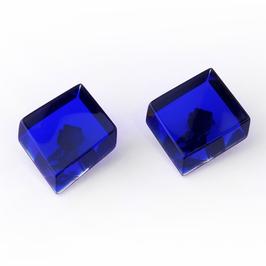 Clips blau