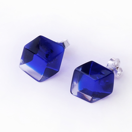 royalblaue Stecker
