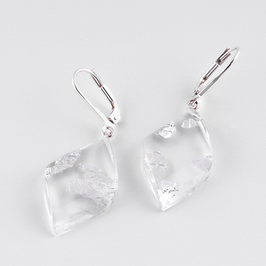 Ohrhänger Silbermetall