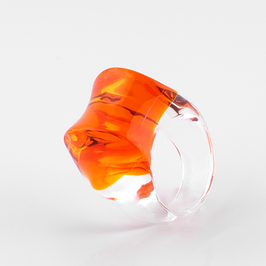 Oranger Ring